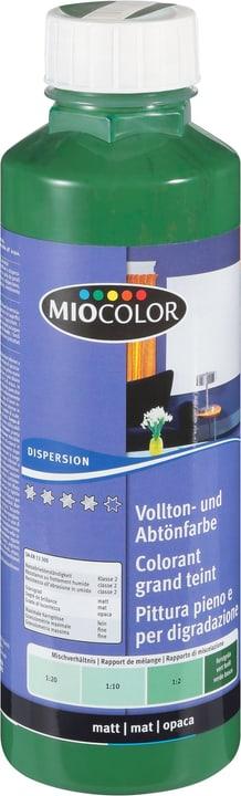 Pittura pieno e per digradazione Miocolor 660732200000 Colore Verde bosco Contenuto 500.0 ml N. figura 1