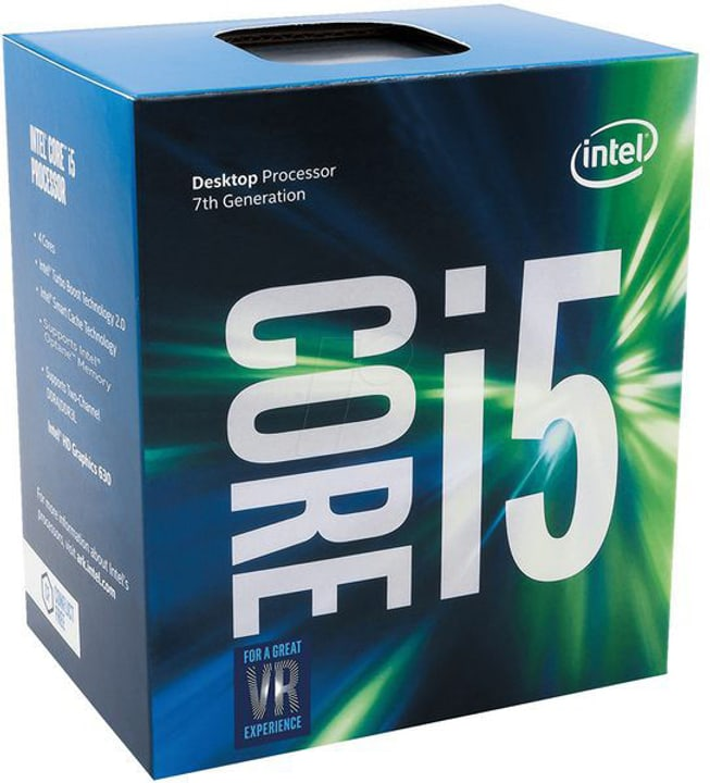 Intel CPU Core i5-7400 3.0 GHz Processeur