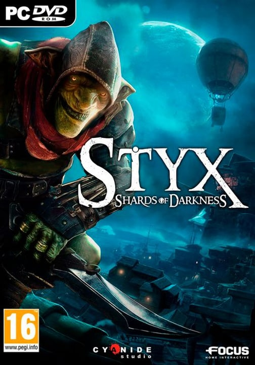 PC - Styx - Shards fo Darkness Physique (Box) 785300122091 Photo no. 1