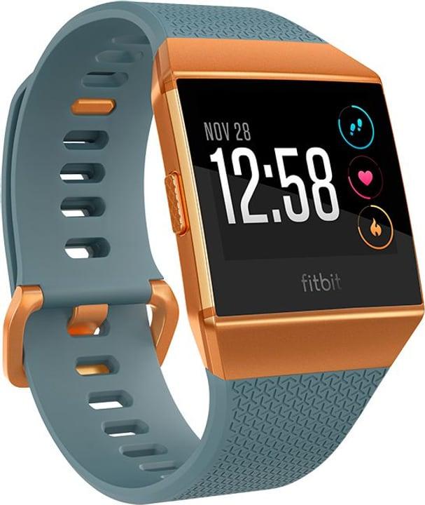Ionic - Smartwatch - Schieferblau / Kupferfarben Fitbit 785300131156 Bild Nr. 1