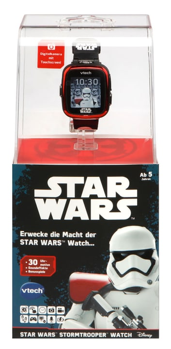 Vtech Star Wars Stormtrooper Watch (D) 747442090000 N. figura 1