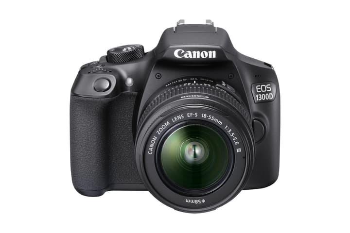 EOS 1300D, EF-S 18-55mm DC III Spiegelreflexkamera, inkl. Tasche und 16 GB Speicherkarte Canon 793424100000 Bild Nr. 1