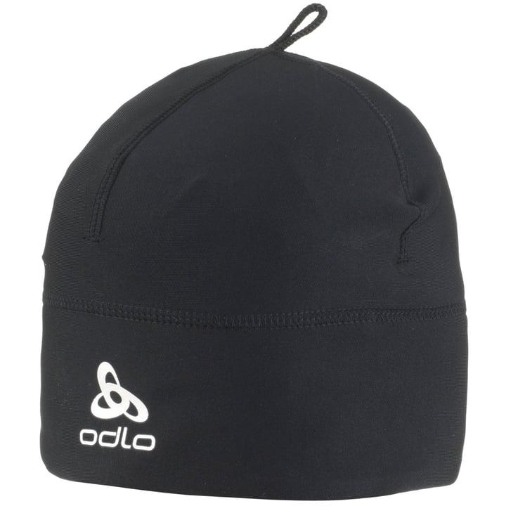 Hat POLYKNIT Bonnet unisexe Odlo 498510299920 Couleur noir Taille one size Photo no. 1