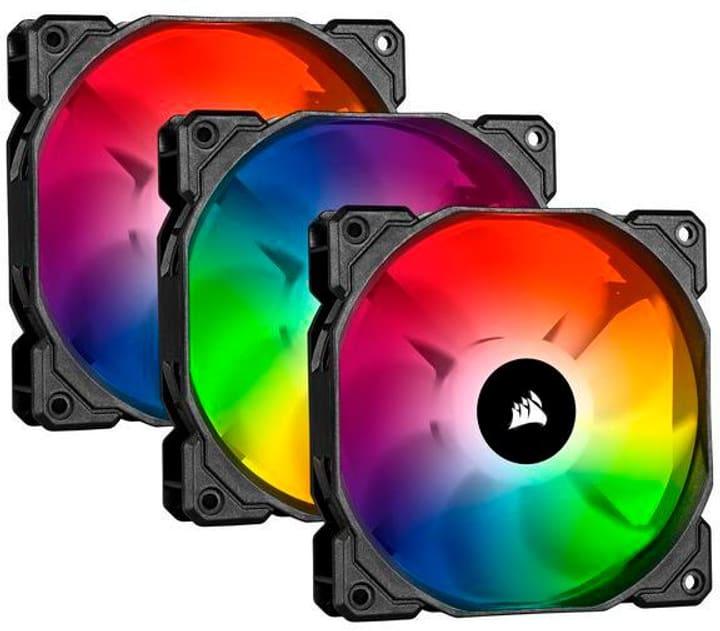 iCUE SP120 RGB PRO Kit 3x PC-Lüfter Corsair 785300147420 Bild Nr. 1