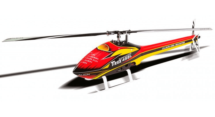 450L Speed Rumpf red/yellow 785300127949