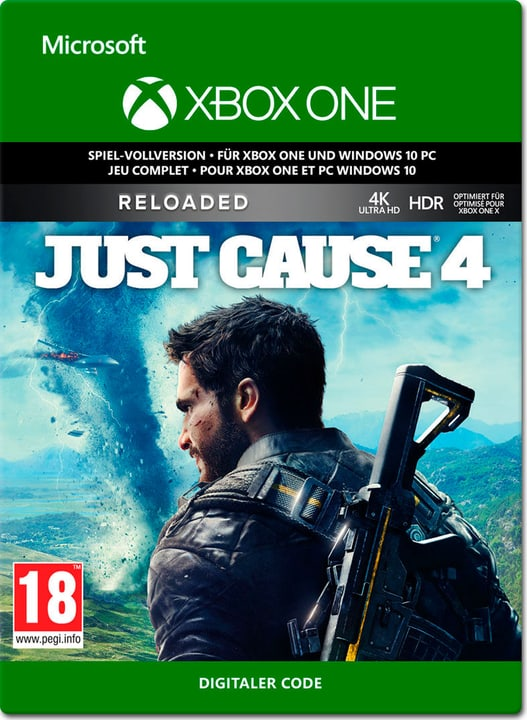 Just Cause 4 - Reloaded Edition Download (ESD) 785300150440 N. figura 1