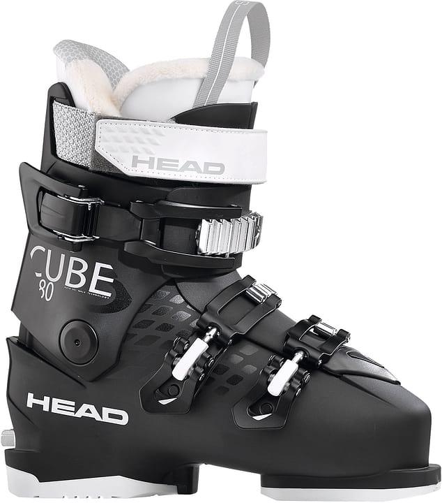 Cube 3 80 Damen-Skischuh Head 495465024520 Farbe Schwarz Grösse 24.5 Bild-Nr. 1