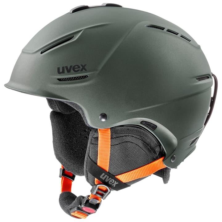 p1us 2.0 Wintersport Helm Uvex 461830051867 Farbe olive Grösse 52-55 Bild-Nr. 1