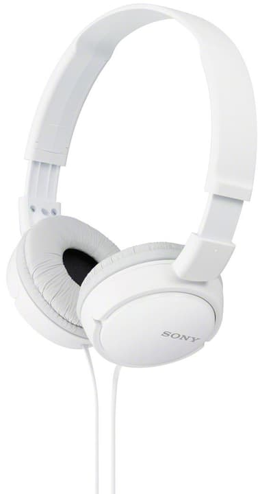 MDR-ZX110W - Blanc Casque Over-Ear Sony 772760800000 Photo no. 1