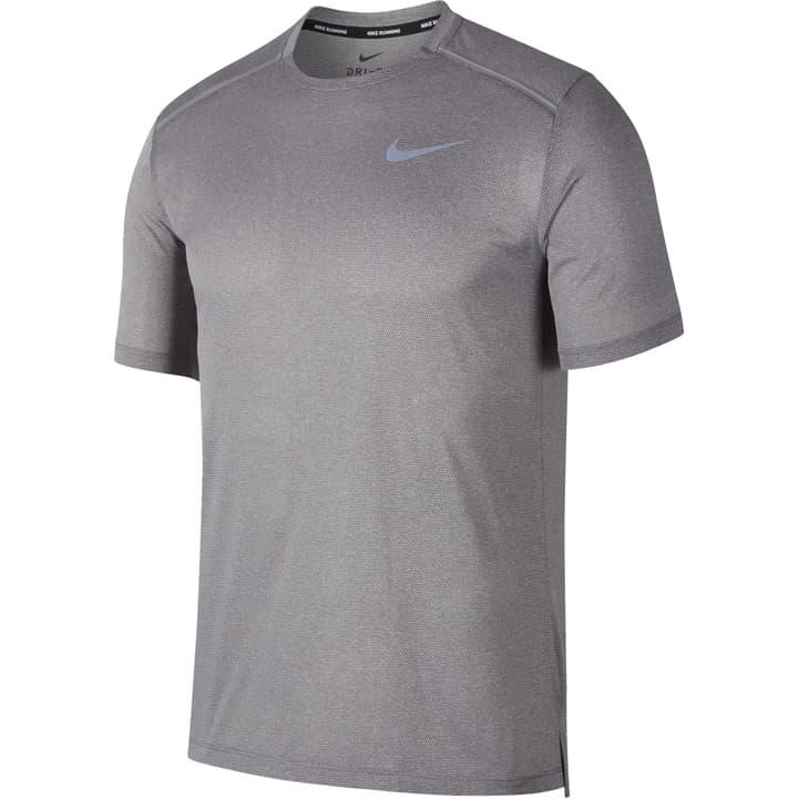 Dri-FIT Cool Miler Shirt pour homme Nike 470186200380 Couleur gris Taille S Photo no. 1