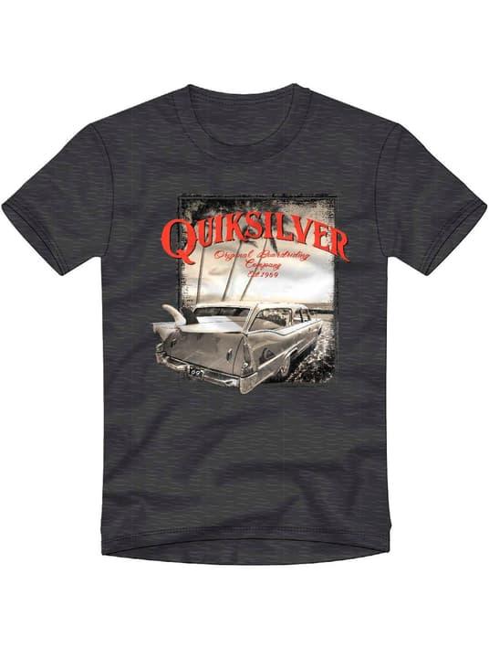 SHD PLAY TOUGH Shirt pour homme Quiksilver 463122600383 Couleur gris foncé Taille S Photo no. 1