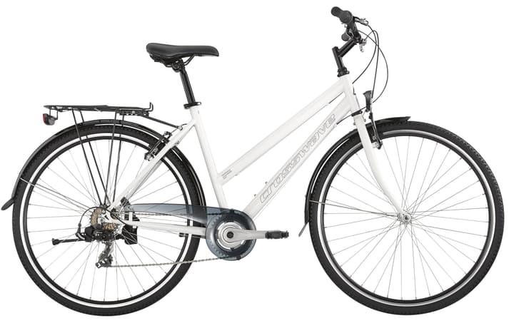 Steelrider Citybike Crosswave 464802405010 Rahmengrösse 50 Farbe weiss Bild-Nr. 1