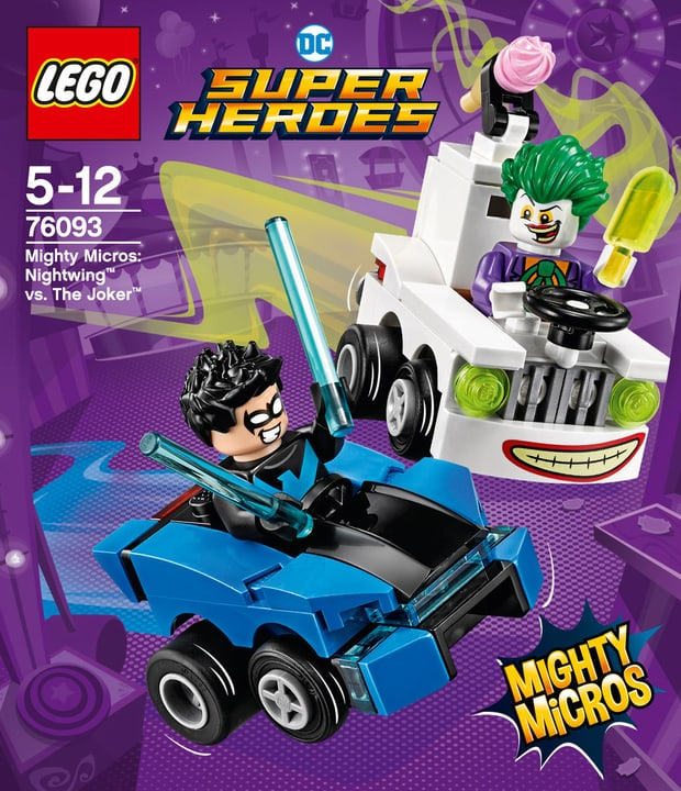 Lego S-Heroes 76093 Nightwing Vs.Joker 748876000000 Bild Nr. 1