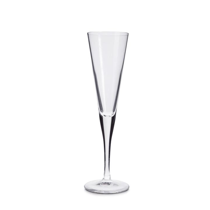 YPSILON flûte à champagne 393000739228 Dimensions L: 30.1 cm x P: 22.4 cm x H: 24.9 cm Couleur Transparent Photo no. 1