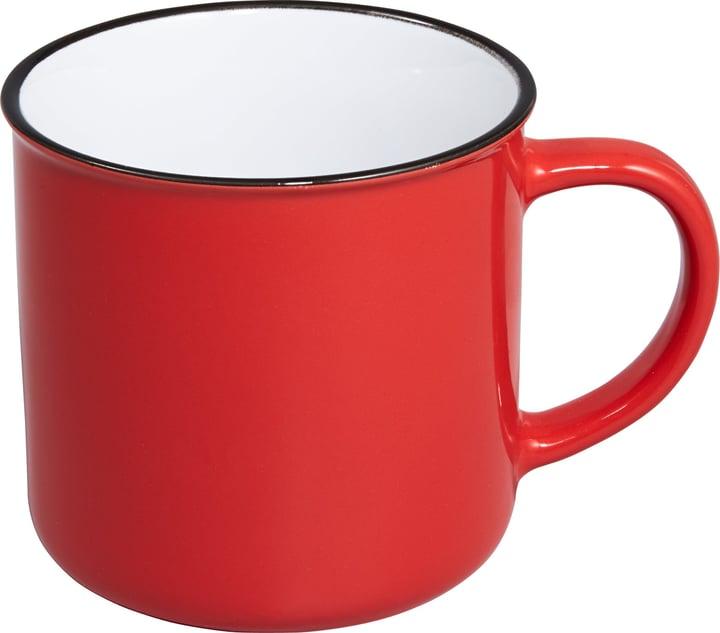 NOSTALGIE Tazza 440279700000 Colore Rosso Dimensioni L: 8.8 x P: 12.0 x A: 8.5 N. figura 1