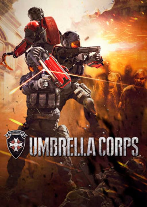 PC - Umbrella Corps Numérique (ESD) 785300133592 Photo no. 1