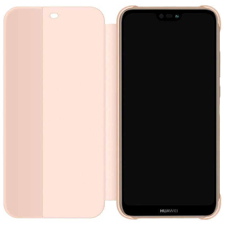 View Flip Cover color rosa Custodia Huawei 785300135784 N. figura 1