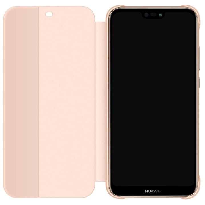 View Flip Cover Pink P20 lite Huawei View Flip Cover Pink P20 lite Huawei 785300135784 Photo no. 1