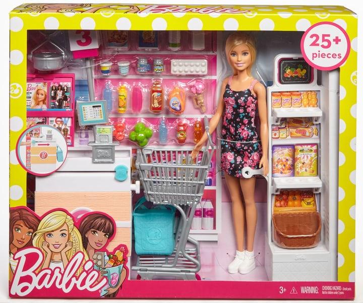Barbie Supermarkt und Puppe 744556000000 Bild Nr. 1