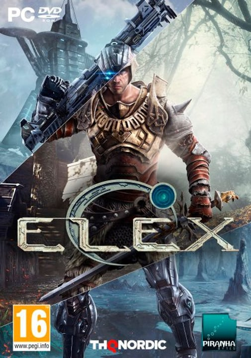 PC - Elex Fisico (Box) 785300122649 N. figura 1