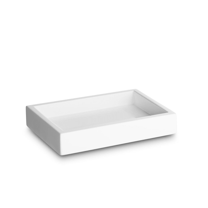 ALIZA Rack 374049600000 Dimensions L: 12.0 cm x P: 9.0 cm x H: 2.0 cm Couleur Blanc Photo no. 1