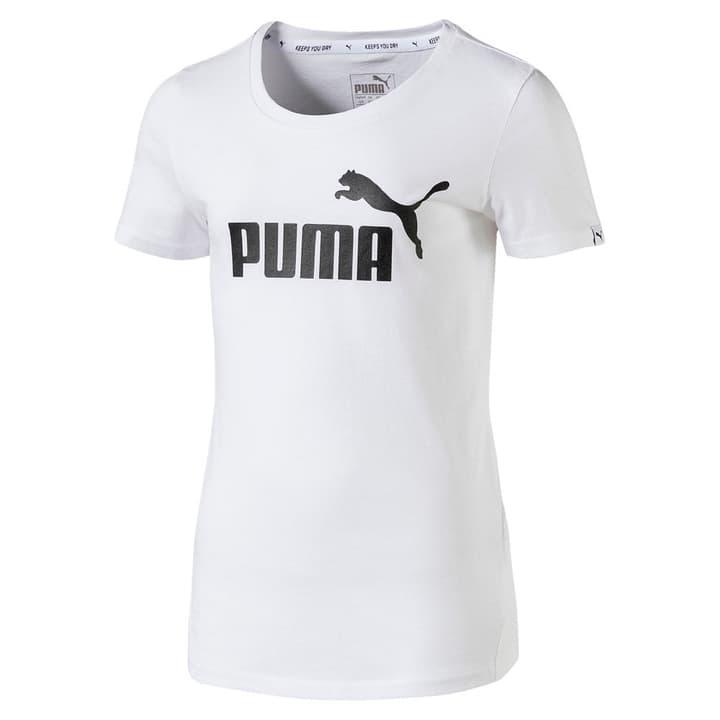 ESS Tee Maillot pour fille Puma 464532212810 Couleur blanc Taille 128 Photo no. 1