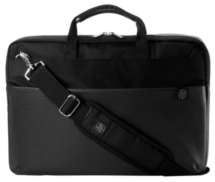 """15.6"""" Duotone Silver Briefcase sac pour ordinateur portable HP 798249800000 Photo no. 1"""