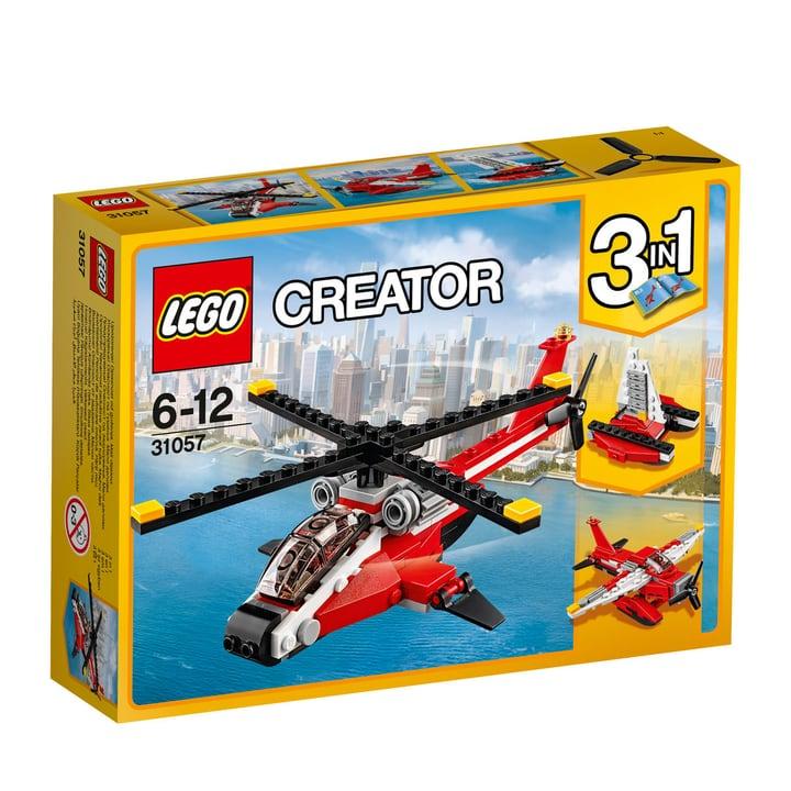 LEGO Creator L'hélicoptère rouge 31057 748832500000 Photo no. 1