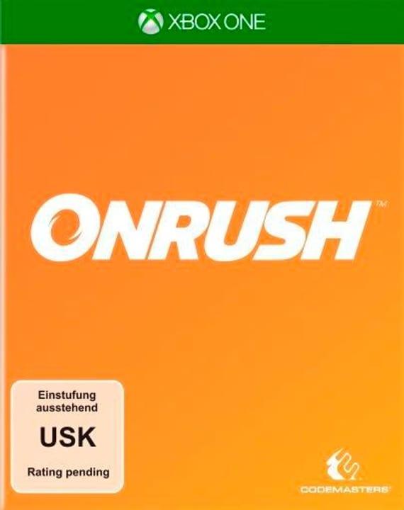 Xbox One - Onrush Day One Edition (F) Box 785300132679 Bild Nr. 1