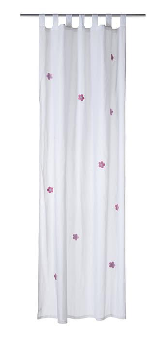 CECILIA Rideau prêt à poser jour 430250820710 Couleur Blanc Dimensions L: 140.0 cm x H: 250.0 cm Photo no. 1