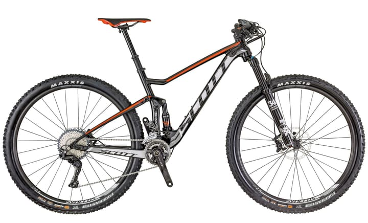"Spark 930 29"" VTT all mountain Scott 463327300480 Couleur gris Taille M Photo no. 1"