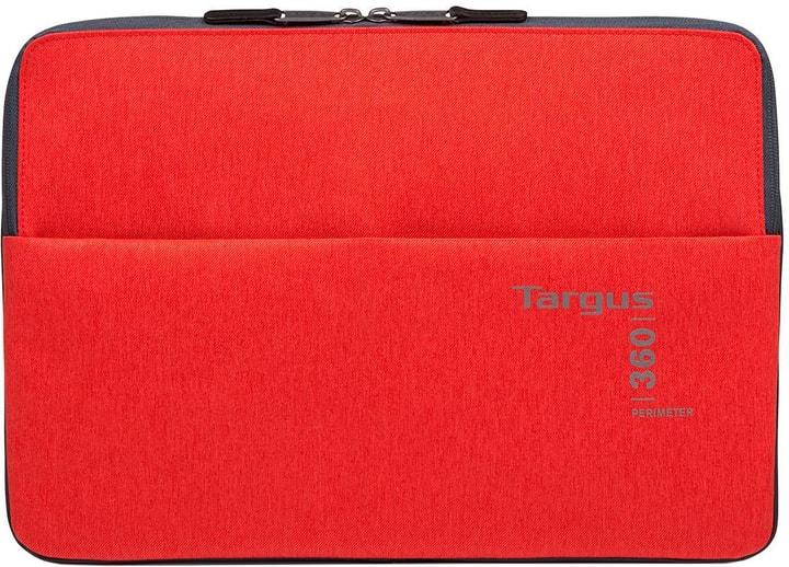 "360 Perimeter Pochette per ordinateur portable 15,6"" - Rosso Targus 785300132035 N. figura 1"