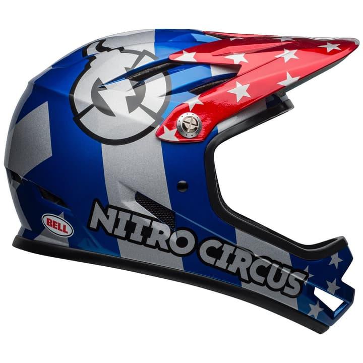 Sanction Helmet Casque de vélo Bell 461880459040 Couleur bleu Taille 59 Photo no. 1