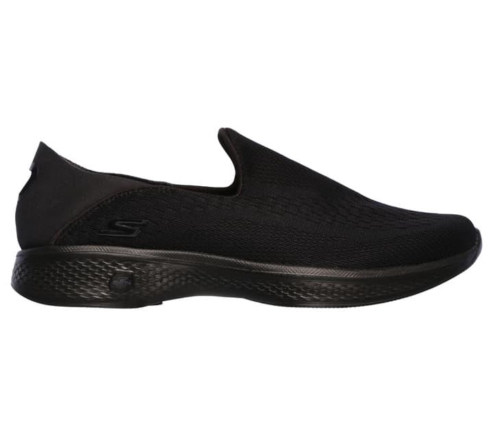 Go Walk 4 Chaussures de loisirs pour femme Skechers 463328636020 Couleur noir Taille 36 Photo no. 1