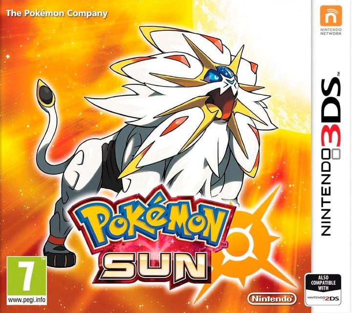 3DS - Pokémon Soleil Physisch (Box) 785300121254 Bild Nr. 1