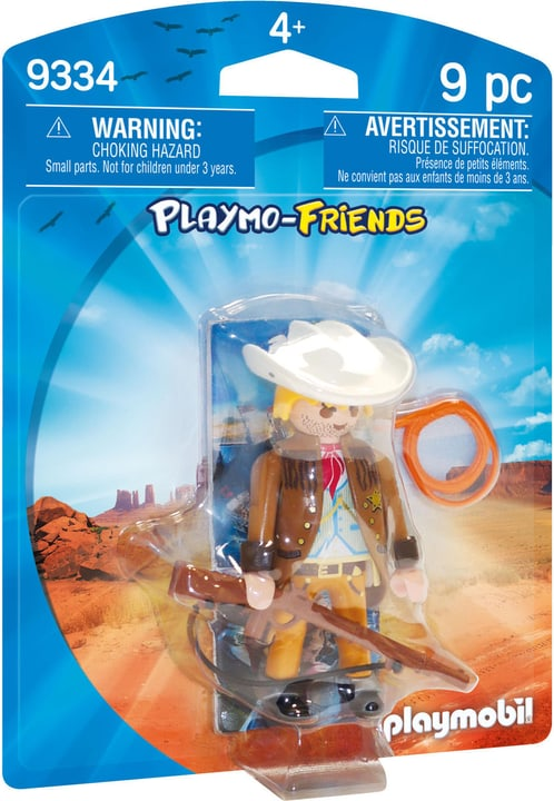 Playmobil Shérif 746095100000 Photo no. 1