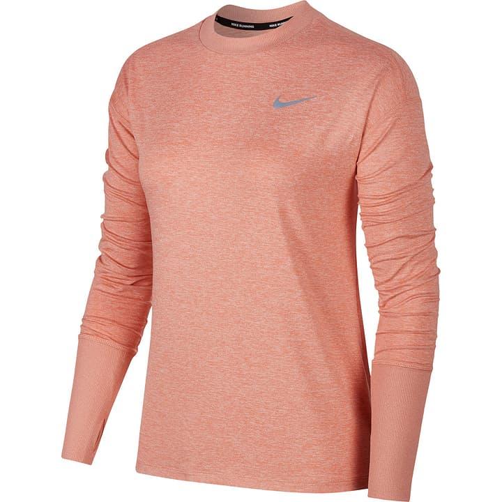 Maillot à manches longues Nike 470189600452 Couleur saumon Taille M Photo no. 1