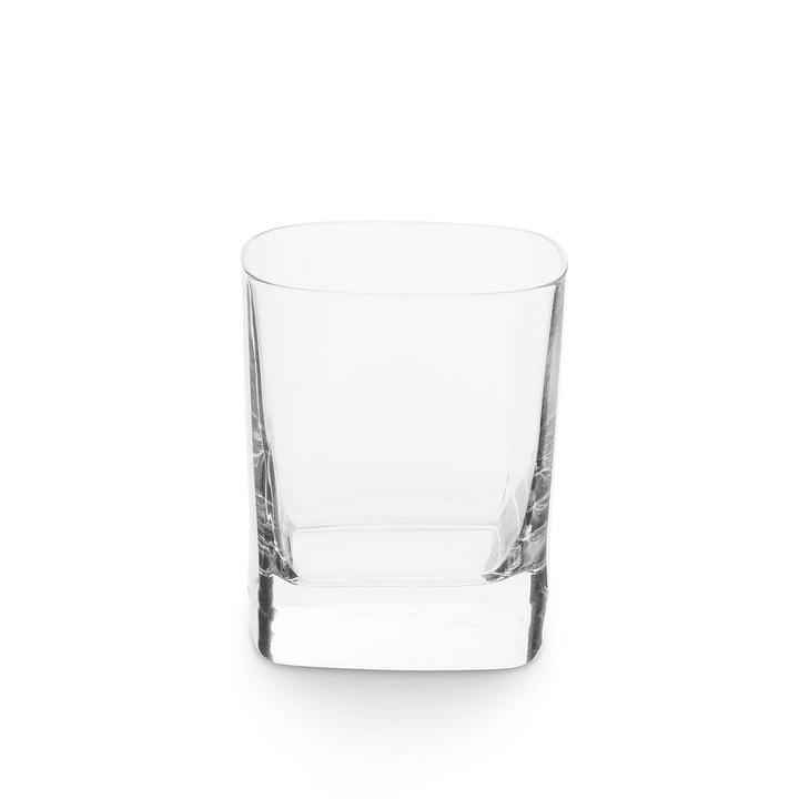 STRAUSS Verre à whisky 393004128107 Dimensions L: 7.5 cm x P: 7.5 cm x H: 9.0 cm Couleur Transparent Photo no. 1