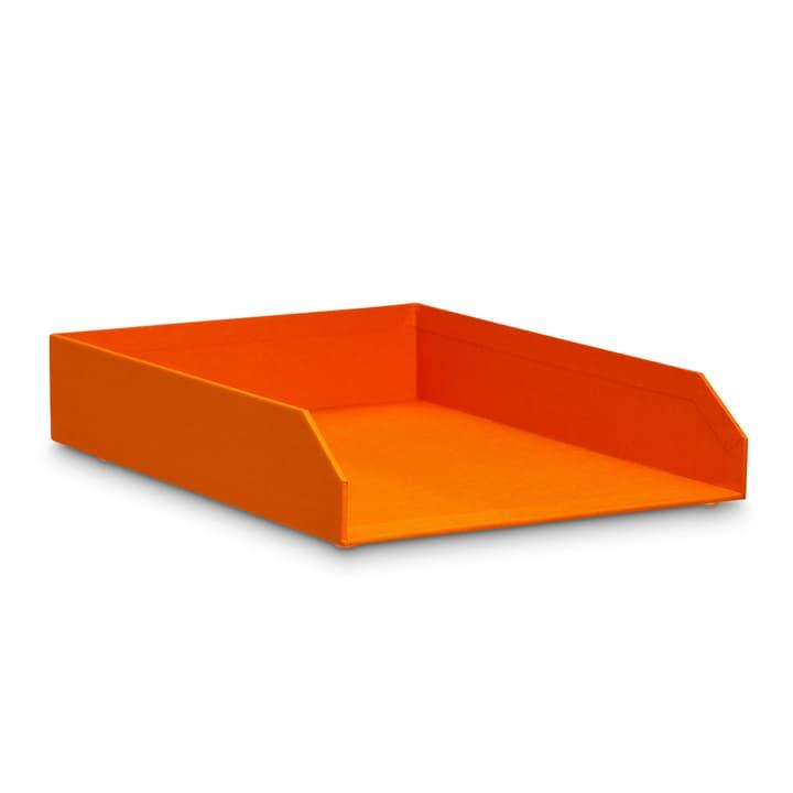 BIGSO CLASSIC Contenitore per corrispondenza 386158100000 Colore Arancione Dimensioni L: 29.7 cm x P: 21.0 cm N. figura 1