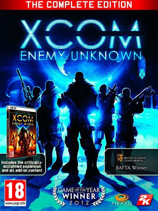 PC - XCOM Enemy Unknown Complete Edition Digital (ESD) 785300133275 Bild Nr. 1