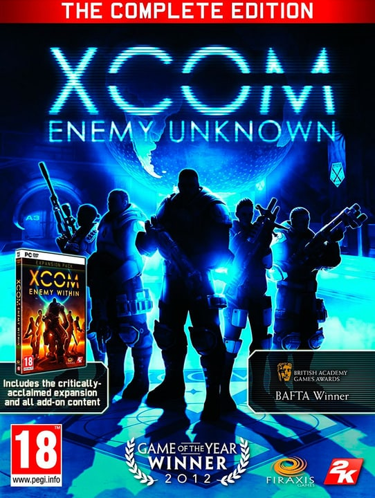 PC - XCOM Enemy Unknown Complete Edition Download (ESD) 785300133275 N. figura 1