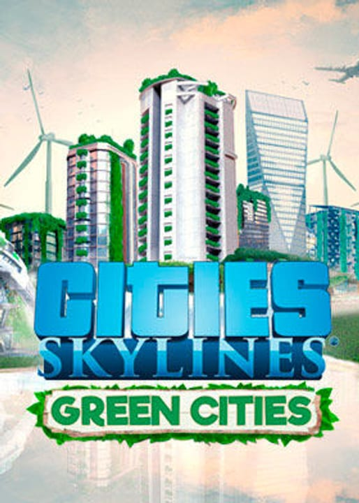 PC/Mac - Cities: Skylines - Green Cities Download (ESD) 785300134119 Photo no. 1