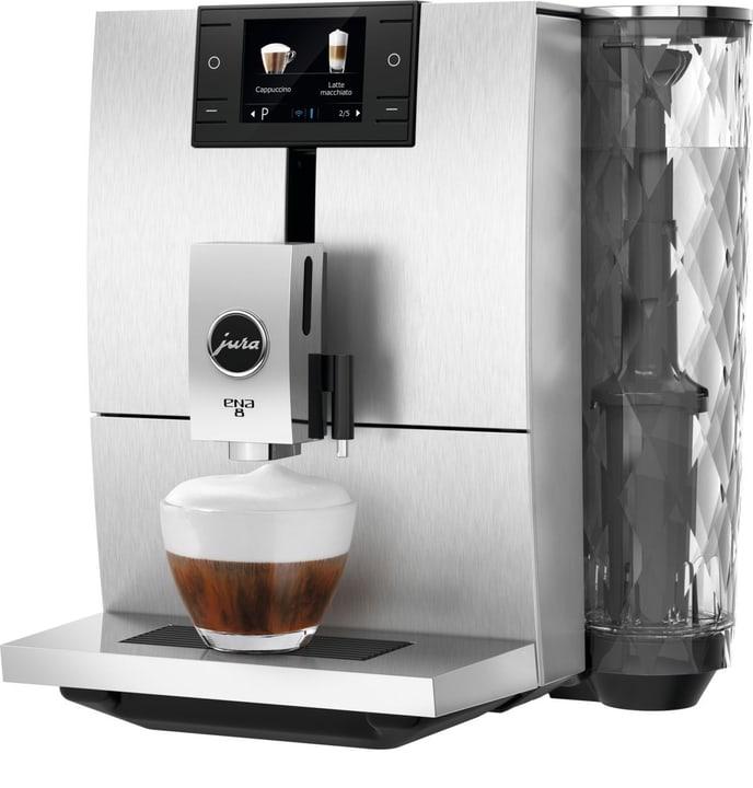 ENA 8 Signature Line Massive Aluminium Kaffeevollautomat JURA 71800320000019 Bild Nr. 1