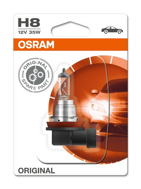 Original H8 Ampoule Osram 620475300000 Photo no. 1