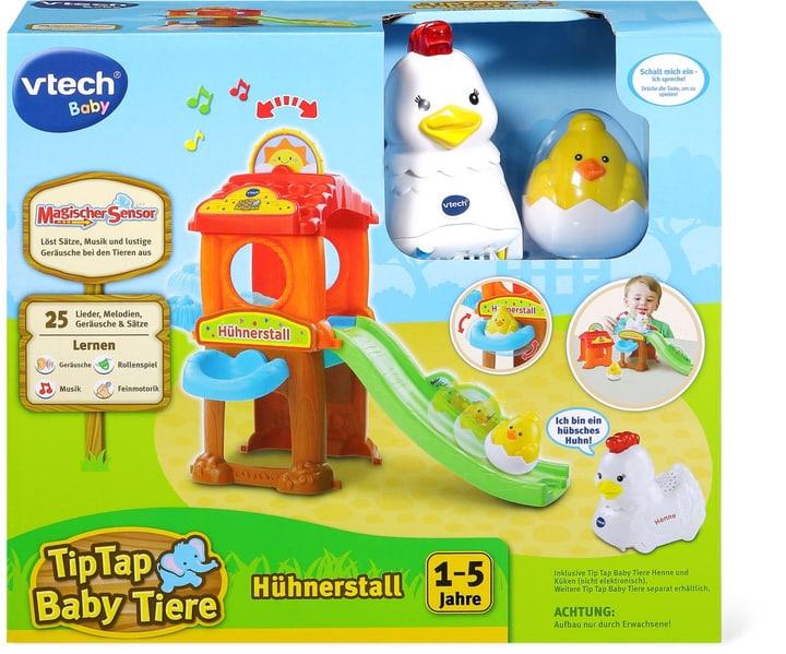 Tip Tap Tiere Hühnerstall (D) 746378790000 Lengua Tedesco N. figura 1