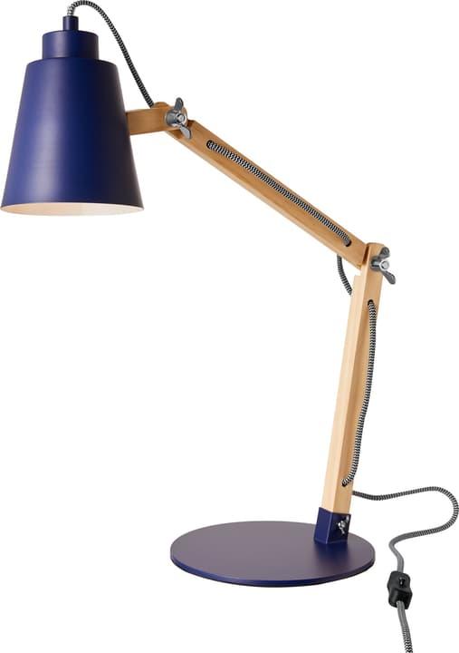 DOMINIK Lampe de table 421233400040 Couleur Bleu Dimensions P: 41.0 cm x H: 60.0 cm x D: 20.0 cm Photo no. 1