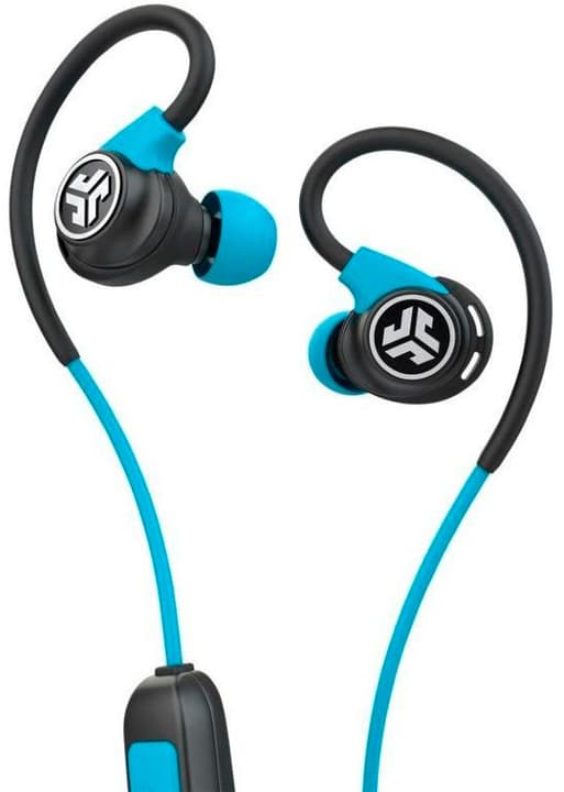 Fit Sport Wireless - Bleu Casque In-Ear Jlab 785300146324 Photo no. 1