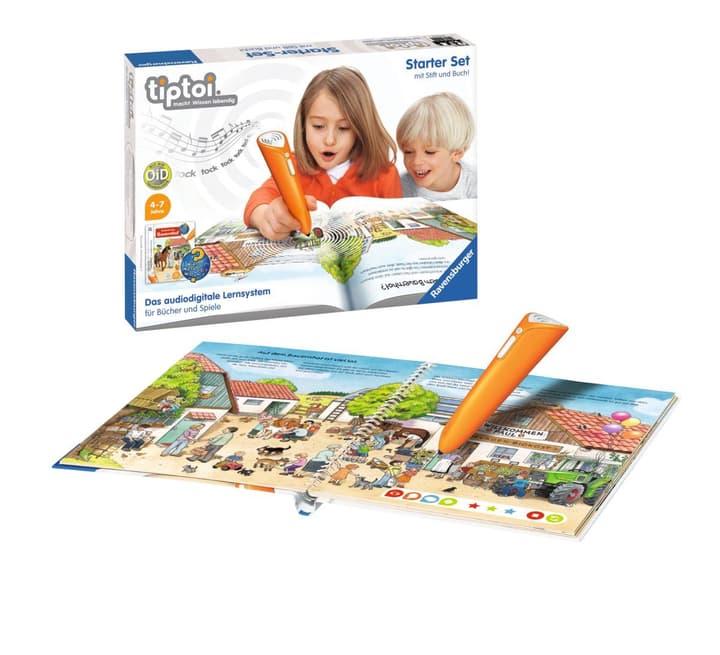 Tiptoi Starter Set Buch (D) Ravensburger 74521259000010 Bild Nr. 1