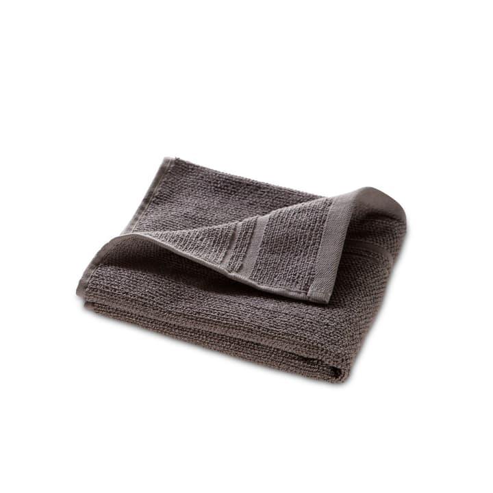 JAVA serviette d'hôte 374031500000 Dimensions L: 40.0 cm x P: 65.0 cm Couleur Café Photo no. 1
