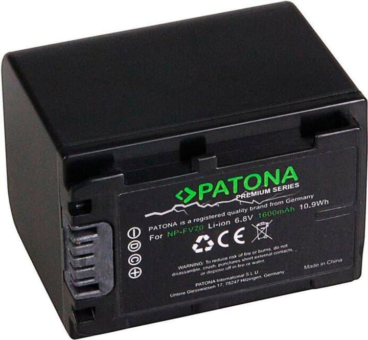 Premium Sony NP-FV70 Batterie Patona 785300144514 Photo no. 1